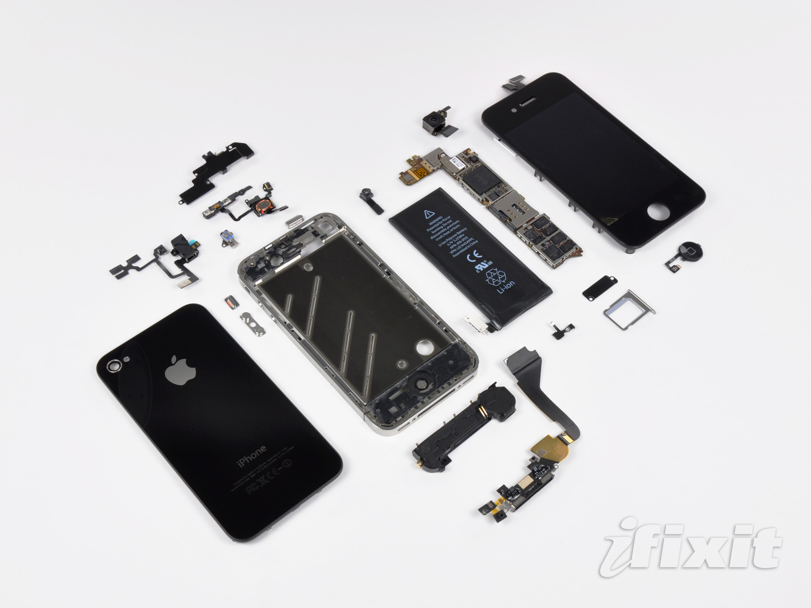 In-Depth iPhone 4 Teardown!