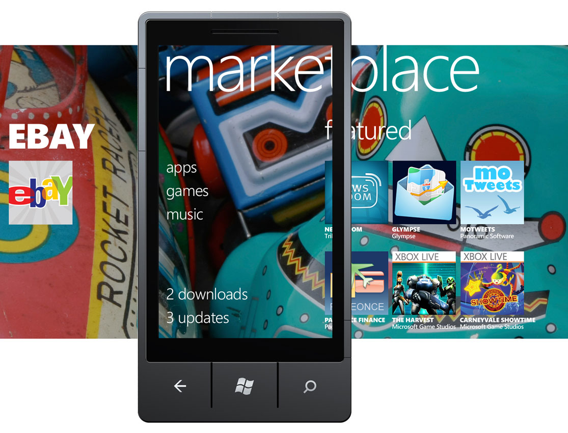 Take A Glance At Current/Upcoming WP7 Apps