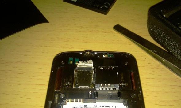 UPDATE: HTC HD7 MicroSD Successfully Swapped