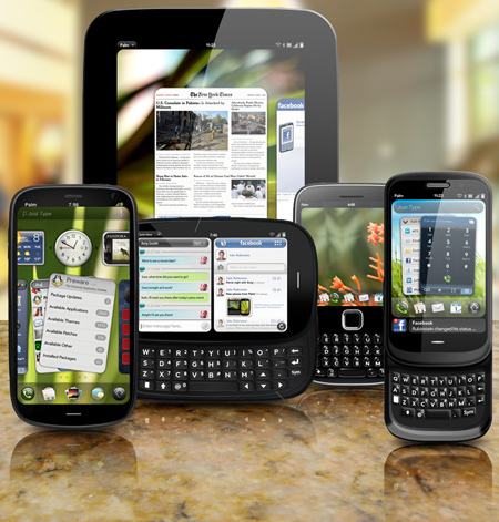 Palm to Release 5-6 New Devices in 2011!