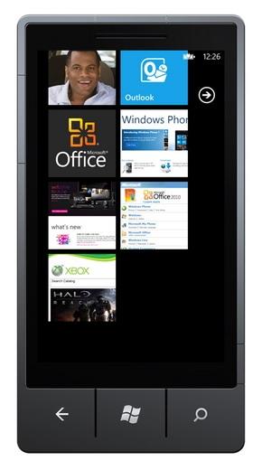 Windows Phone 7 Live Tiles not the same Everywhere!