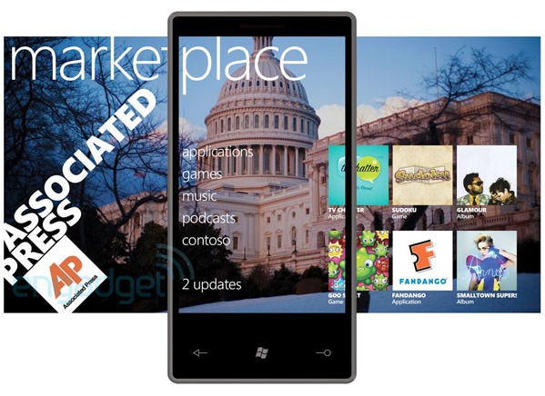 Windows Phone 7 Top 10 Apps in HUGE App Store!!!