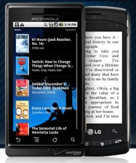 Kindle for Android updated