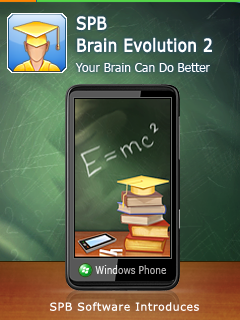 [BREAKING NEWS] SPB Brain Evolution becomes the first SPB product for Windows Phone 7