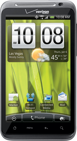 Verizon's HTC Thunderbolt will support simultaneous Voice and data on LTE