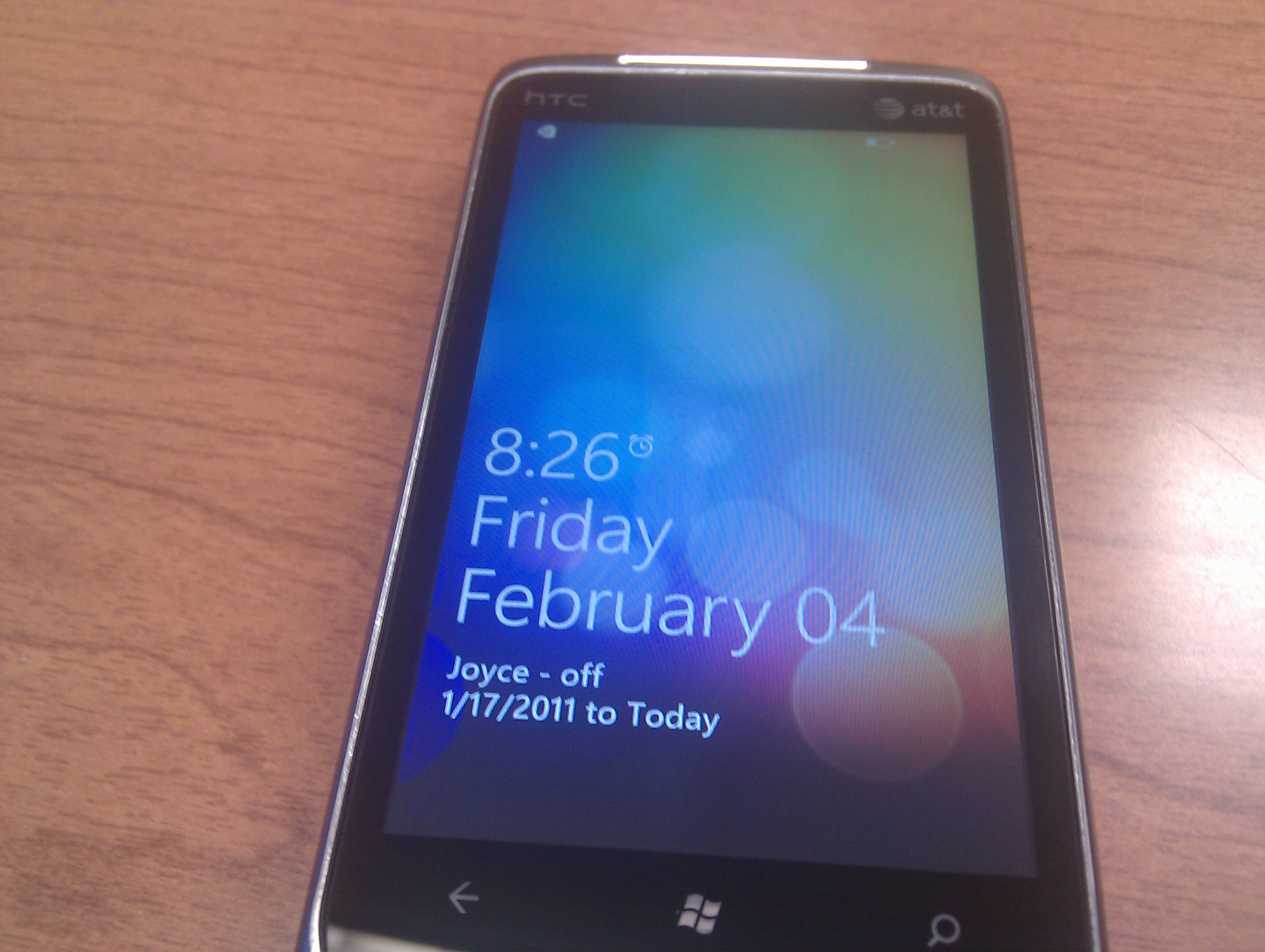 Not another Windows Phone 7 Review – Surround
