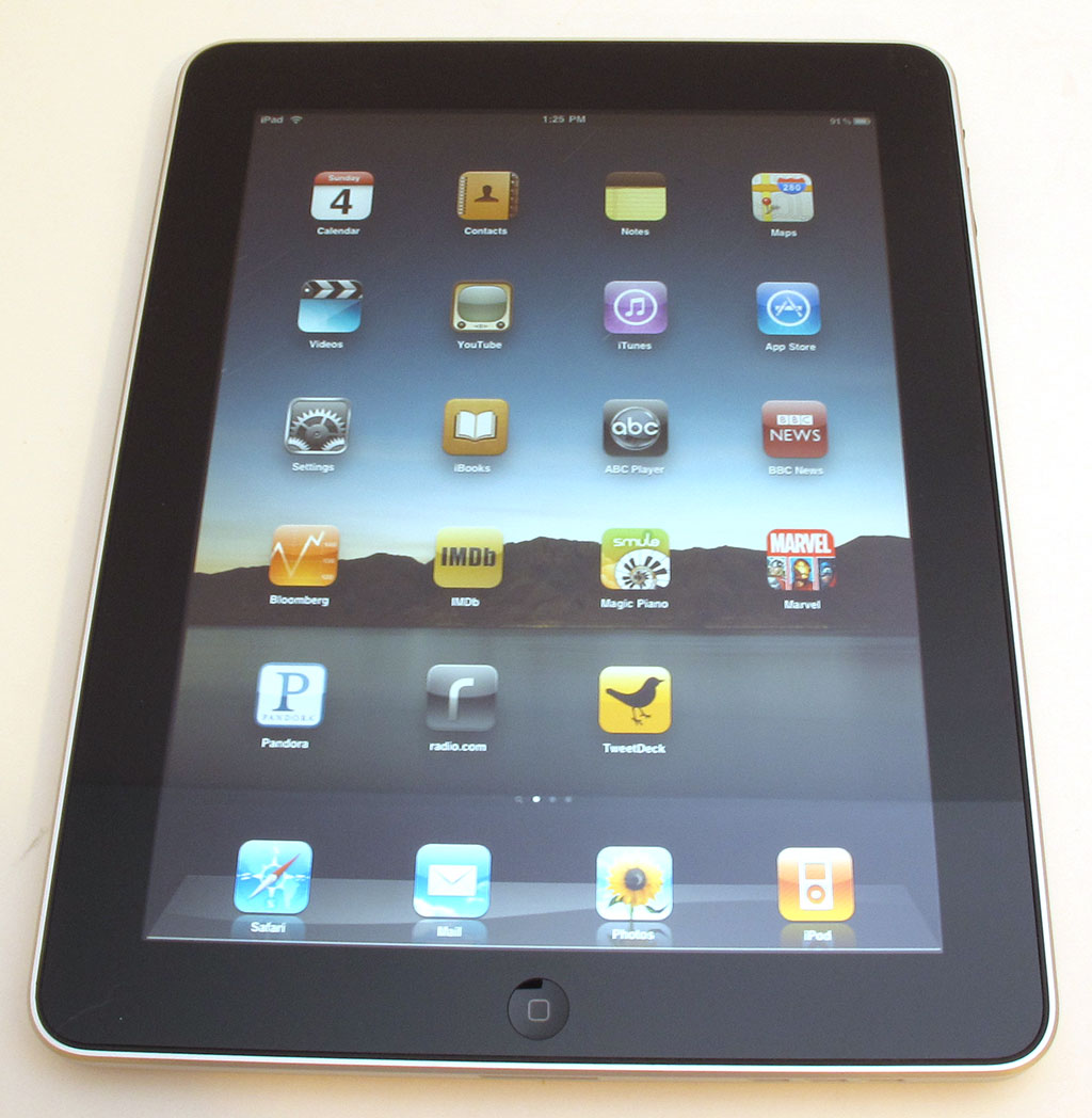 UPDATE: Is the iPad2 worth it? Specifications inside!