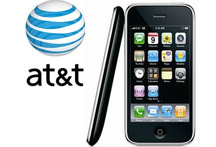 AT&T may be capping the upload speeds of non-iPhone devices.