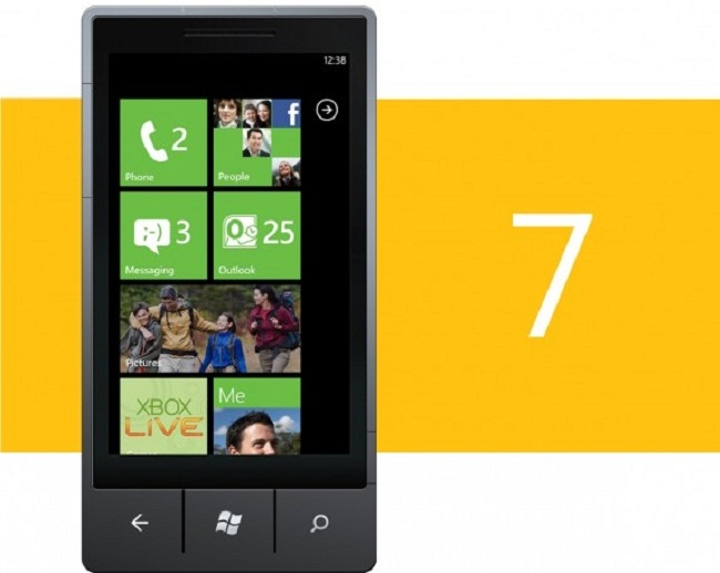 Windows Phone 7 Just Went Tropical