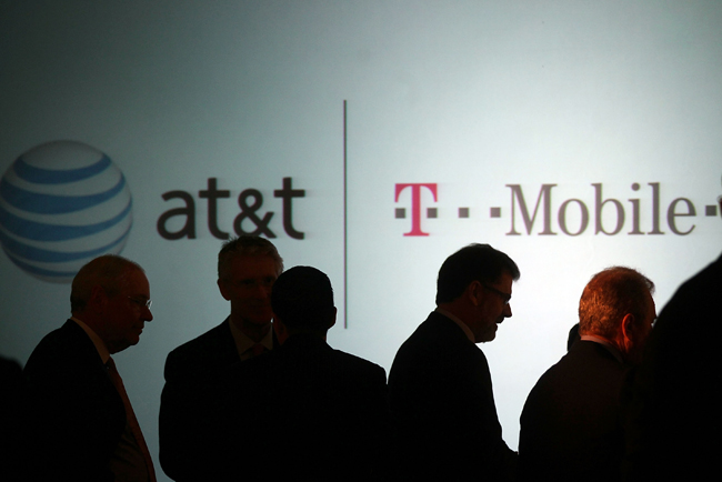 The FCC Questions Carriers about ATT T-Mobile Merger