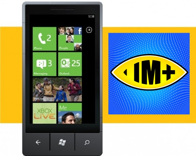 IM+ Pro for WP7 Headed to Market for approval
