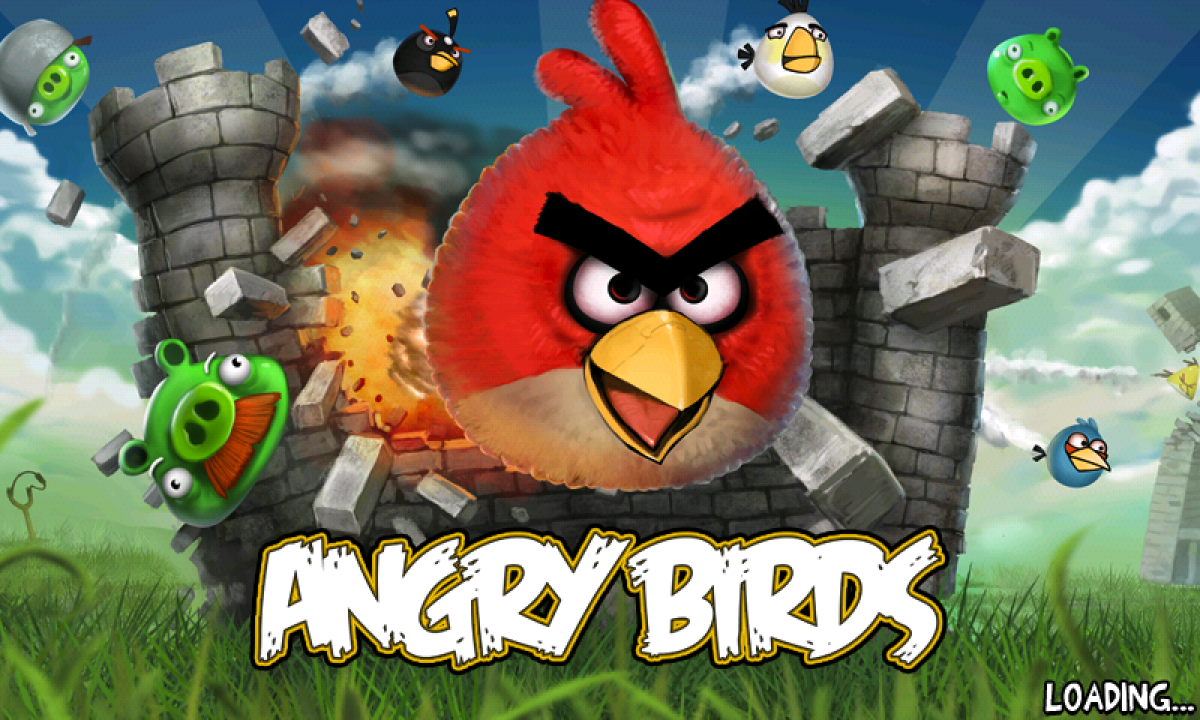Angry Birds Fly to Windows Phone 7!