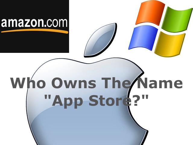 Apple Sues Amazon