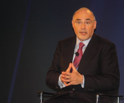 HP CEO Open to Licensing webOS to Other Companies.