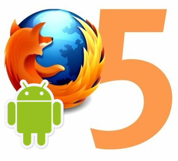 Firefox 5 for Android arrives