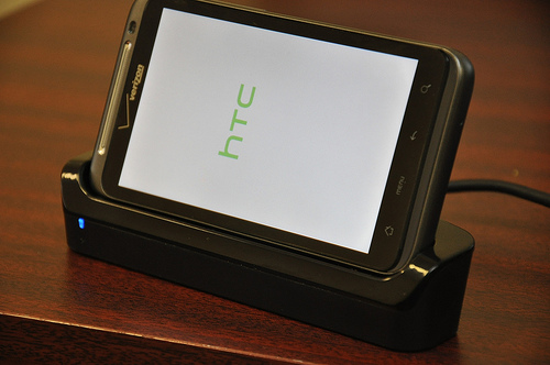 HTC Docking Station Has Arrived…Sort of