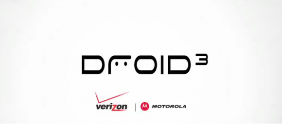 Droid 3 Arrives