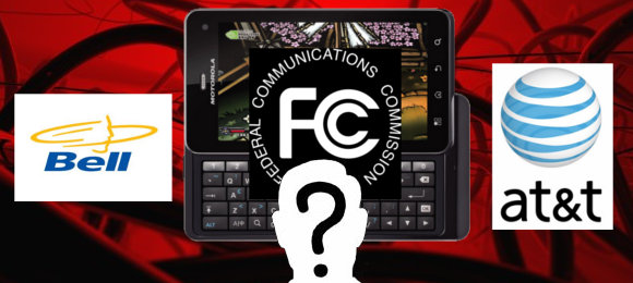 Droid 3 Shows Up At FCC In GSM Fashion