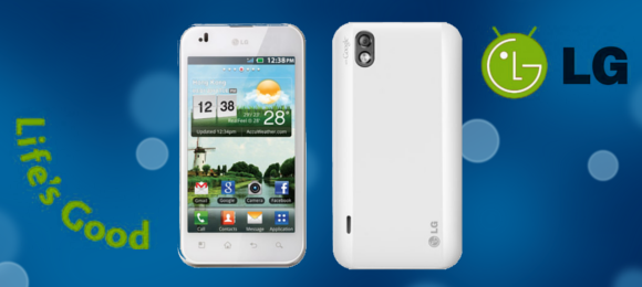 PPCGeeks.com » LG Optimus Black Now In White