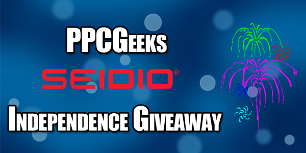 The PPCGeeks Independence Giveaway!