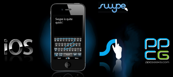 Swype Ported To iOS And Already Updated To Beta 2