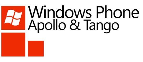 [Windows Phone] Forget Mango, let's talk Tango & Apollo!
