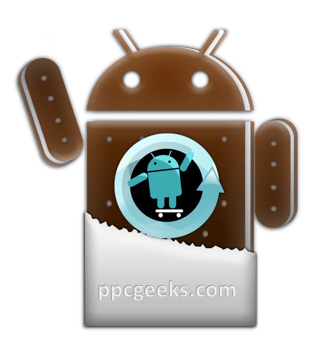 CyanogenMod 9 = Ice Cream Sandwich