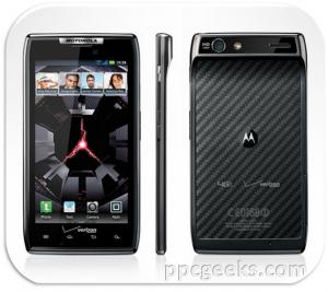 Ppcgeeks Com Motorola Droid Razr Smartphone For Verizon