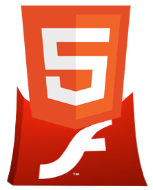 HTML5 Tops Flash