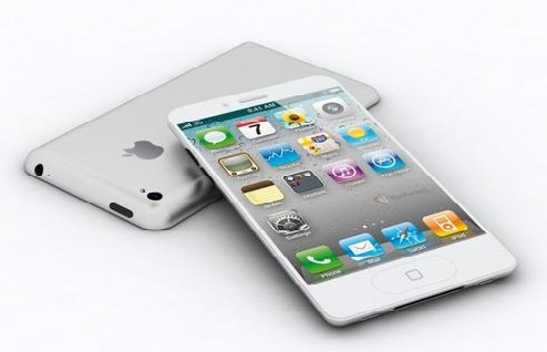 "Previous ""iPhone 5"" mockup based on leaked case designs"