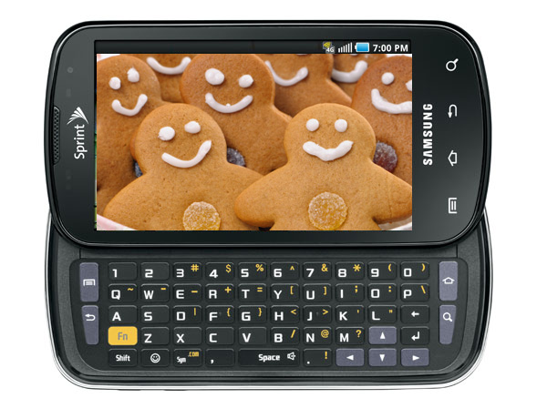 How to upgrade Samsung Epic 4G to Gingerbread (EI22)