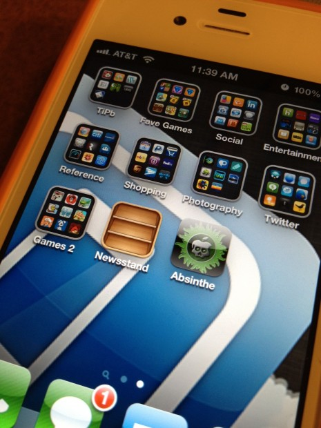 Untethered Jailbreak iPhone 4S and iPad 2 via Greenpois0n Absinthe