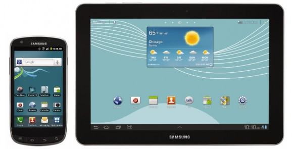 US Cellular Debuts LTE w/ Samsung Tablet & Galaxy Phone