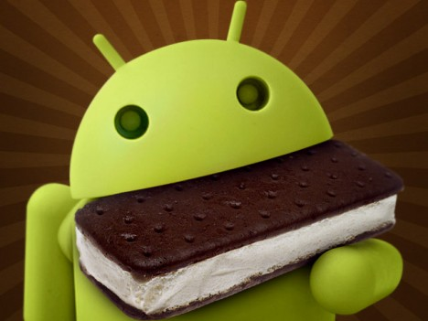 Samsung Rolling out ICS for Galaxy Sll