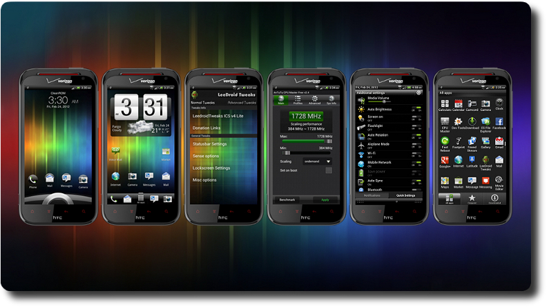 [ROM] Get a Clean ICS ROM for Your Rezound now!