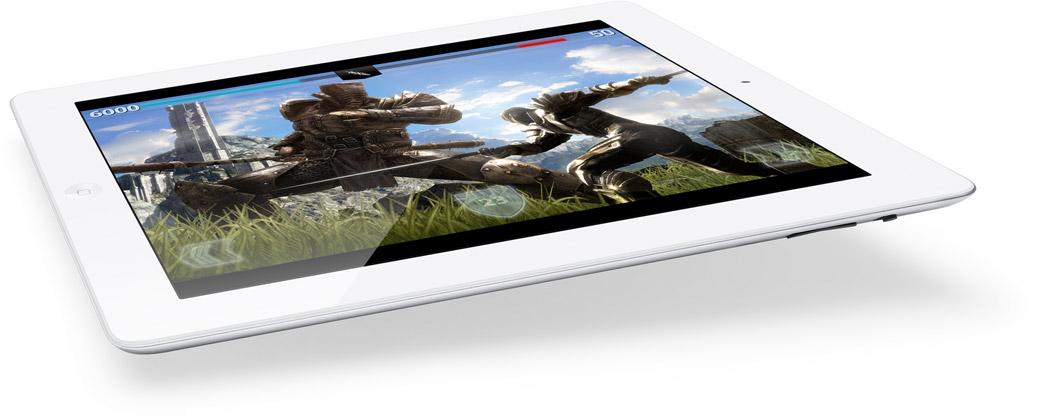 The New iPad!