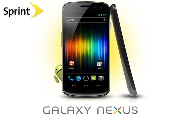 Sprint and Samsung to Showcase the Sprint Galaxy Nexus