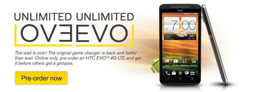 Now the Wait Begins for all the HTC Evo 4g LTE Pre-Orders