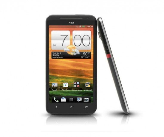 Is the HTC EVO 4g Lte being held up at Customs by Apple?