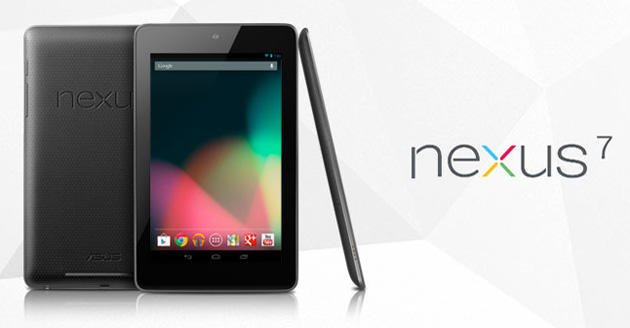 Google reveals Nexus 7 tablet for just $199